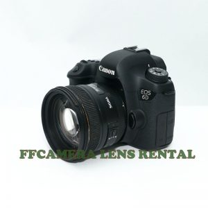 6D + 50mm f1.4 DG