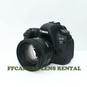 6D MKII + 50mm f1.4 DG