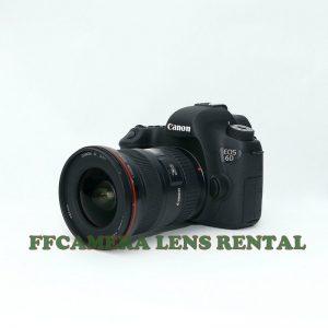 6D + 16-35mm f2.8L MKII