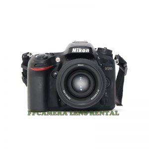 D7200 + 50mm f1.8 G
