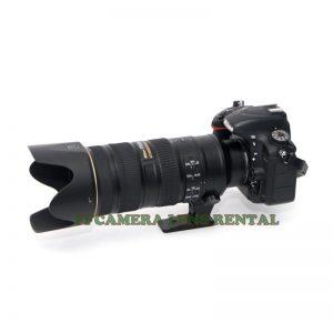 D750 + 70-200mm VR2