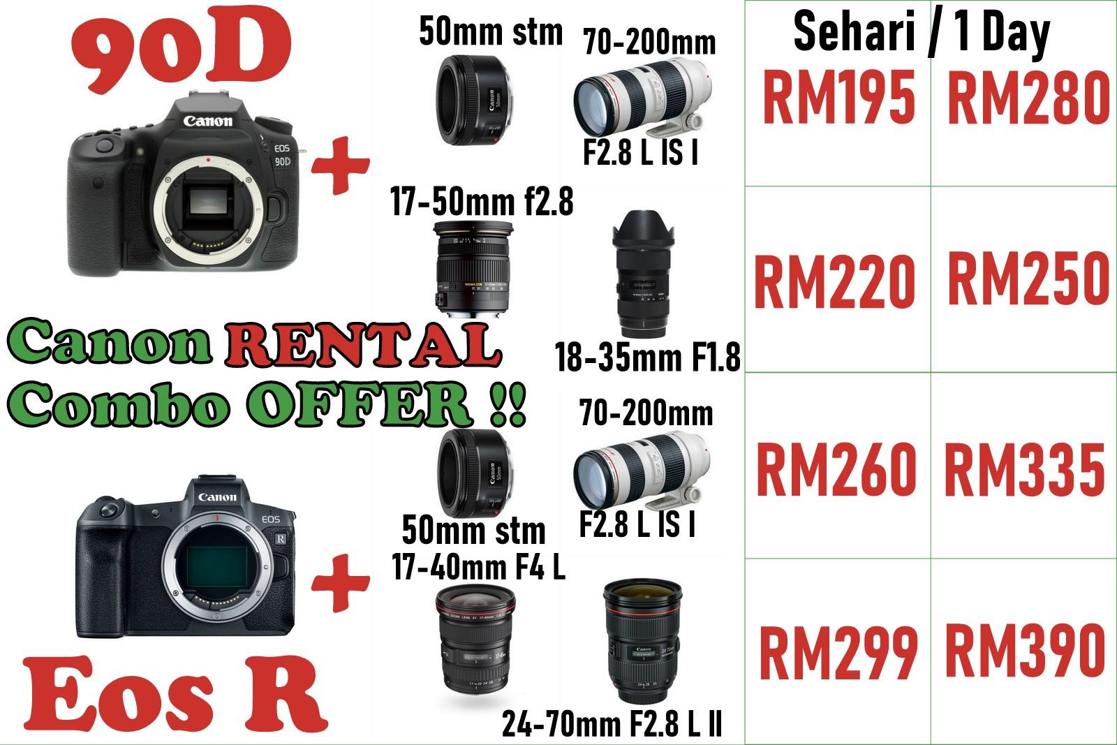 Latest Camera Offer!