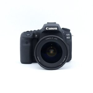Canon 90D + 17-40mm F4 L USM
