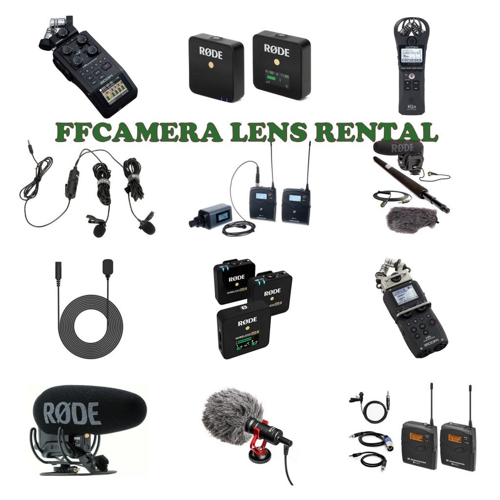 Need Equipments for Recording?
